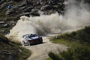 WRC レグ・レポート WRCポルトガル土曜:ヌービル首位堅持。トヨタのラッピ5番手