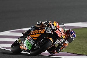Moto2 Interview Quartararo garde le cap et ne veut pas