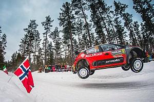 Citroen llama a Ostberg para dos rallies más