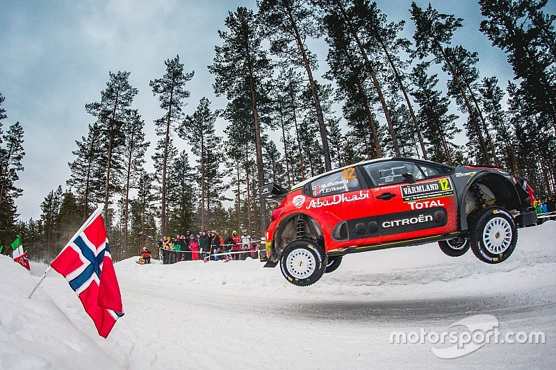 Citroen calls up Ostberg for two more rallies