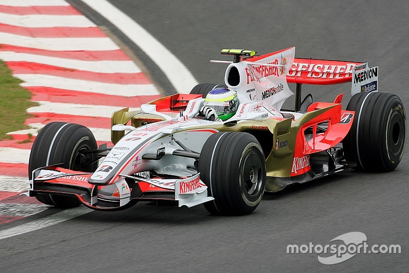 معرض صور: جميع سيارات فورس إنديا في الفورمولا واحد منذ 2008