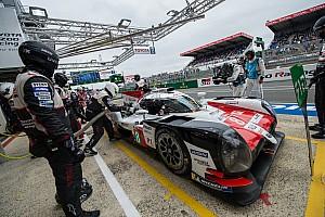 24 heures du Mans Actualités Vidéo - Alonso n'a pas commis d'infraction dans les stands