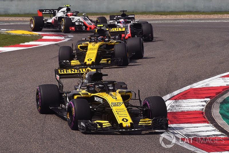 """Renault: """"Vergelijking met Sainz toont hoe goed Hülkenberg is"""""""