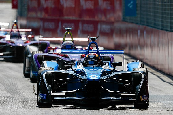 Formula E Buemi: Renault hampered by handling issue