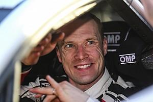 WRC Noticias  Latvala lideró el shakedown del Rally de Argentina