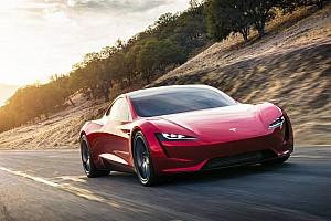 Auto Actualités Tesla dévoile son futur coupé sportif