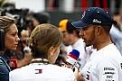 Formula 1 Hamilton was