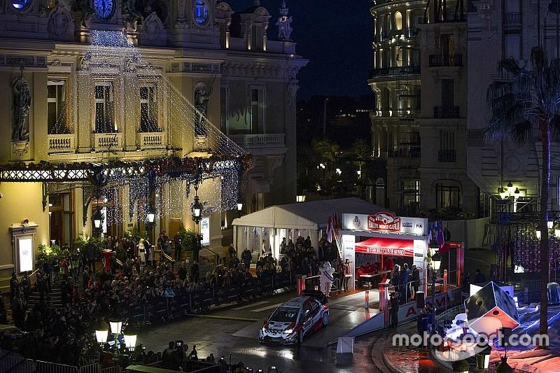 Le départ du Rallye Monte-Carlo en passe de revenir à Monaco