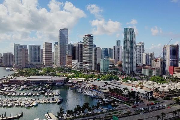 Formula 1 Breaking news Miami set to vote on 20-year grand prix plan