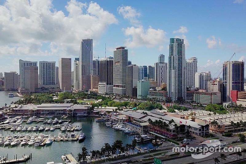 Un accord de 20 ans pourrait bientôt lier la F1 et Miami