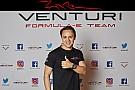 Formel-E-Einstieg: Massa fährt für Venturi