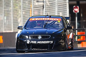 Supercars Breaking news Taz Douglas: 'I was cooking myself'