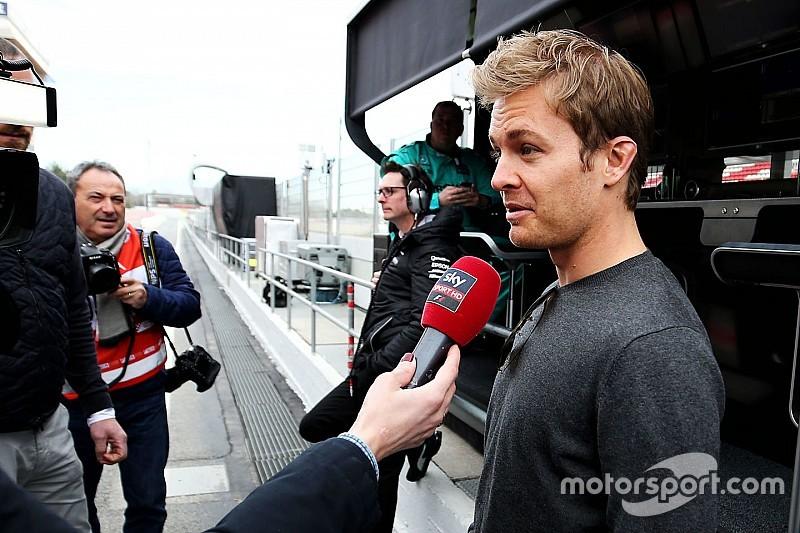 Nico Rosberg: Fahrer könnten aufgrund von Erschöpfung Rennen verlieren
