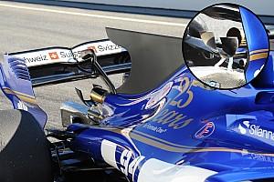 F1 分析 技术升级:索伯车队独特的尾翼辅助翼设计