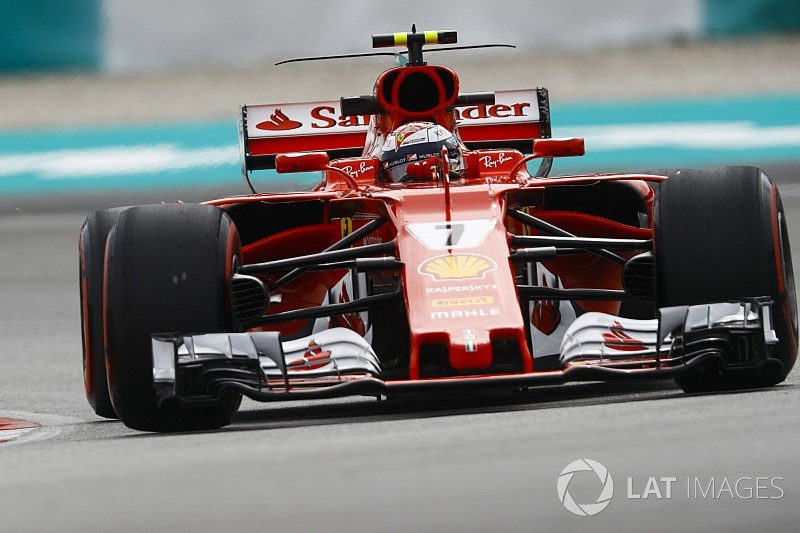 EL3 - Ferrari domine avant un problème technique pour Vettel
