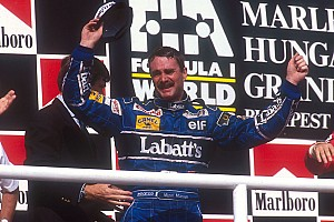 Формула 1 Самое интересное Как это было: первый и единственный титул Мэнселла