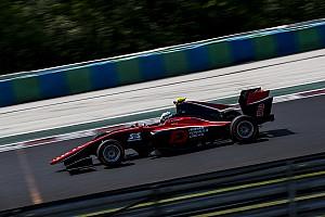 GP3 Résumé d'essais ART signe un triplé au Hungaroring
