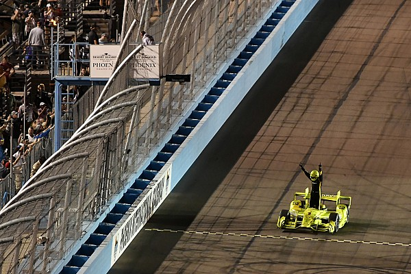 "IndyCar Pagenaud declares Phoenix victory his ""best win"""
