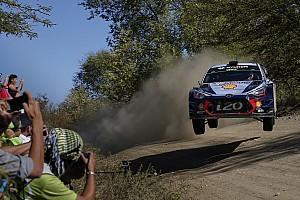 WRC Leg звіт Ралі Аргентина: американські гірки