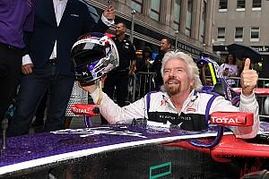 Формула 1 Важливі новини Власник Virgin Group: Формула E за 10 років випередить Ф1