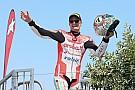 WSBK WSBK, Маньї-Кур: Девіс виграв недільну гонку, Рей зійшов