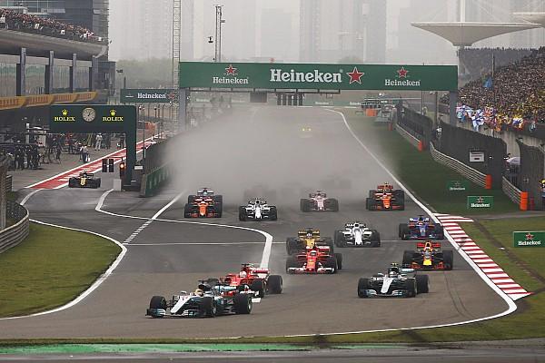 """F1 突发新闻 F1""""真的接近""""与CCTV5签约"""