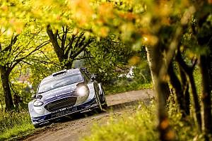 WRC Rapport d'étape ES6 à 8 - Tänak leader au terme de la première étape