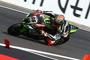 World Superbike Crónica de entrenamientos Sykes quedó adelante en los entrenamientos de Alemania
