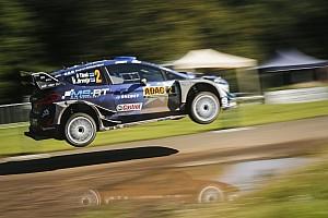 WRC BRÉKING WRC: Ott Tanak nyert Németországban