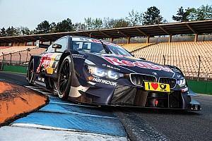 DTM Репортаж з тестів BMW представила машину для сезону DTM 2017 року