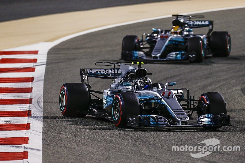 A Mercedes tudja, át kell majd gondolni a csapaton belüli sorrend kérdését
