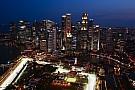 Гран Прі Сінгапуру залишиться у Ф1 ще на чотири роки