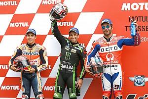 MotoGP Résultats La grille de départ du Grand Prix des Pays-Bas MotoGP