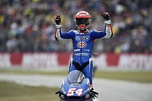 Moto2 Qualifiche A Brno prima pole position della carriera in Moto2 di Mattia Pasini!