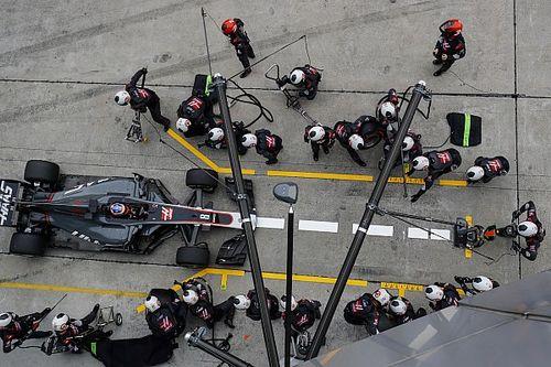 """Grosjean : """"Les top teams ont 1000 employés, nous sommes 150"""""""