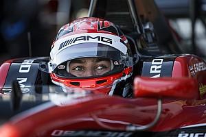 GP3 Qualifiche Pole e record della pista per George Russell ad Abu Dhabi