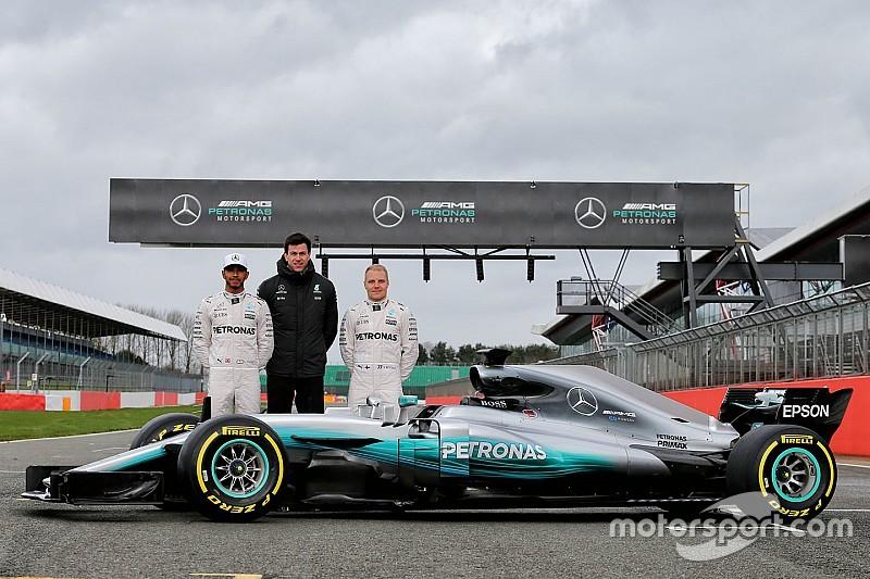 Технічний аналіз: анатомія нового Mercedes W08