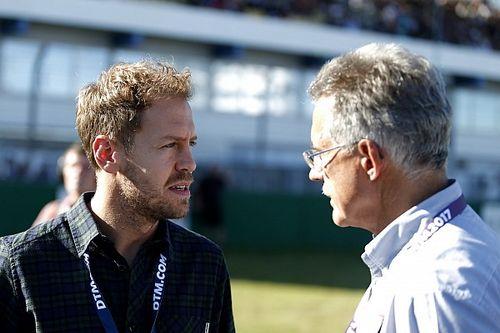 """Berger verwacht topcoureurs in GT Plus-DTM: """"Vettel meldde zich"""""""