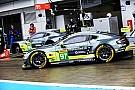 WEC Aston Martin y sus test en España con el nuevo Vantage GTE para el WEC