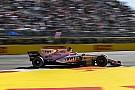 Sergio Perez: Harte Reifen für F1-GP in Spanien