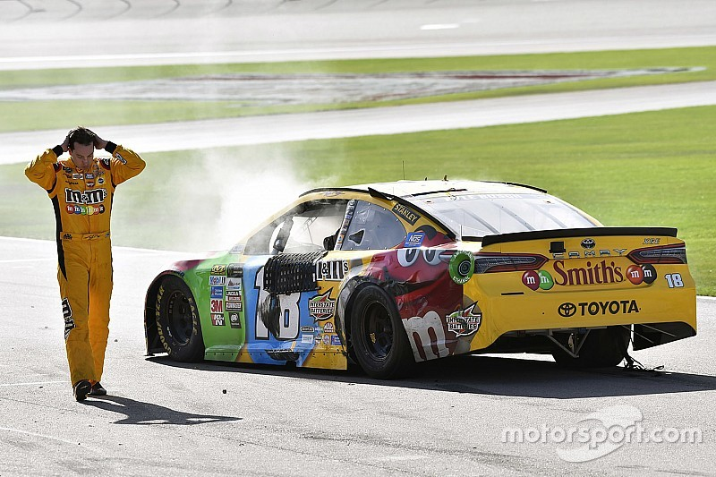 """Brian France comments on Vegas fight: """"It's an emotional sport"""""""