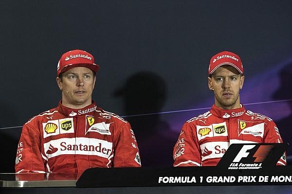 Formula 1 Salo: Raikkonen Ferrari'de ikinci planda