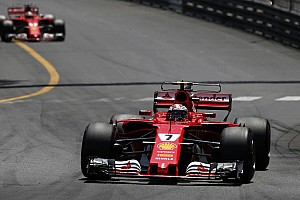 Räikkönen: ha akarom, megállok a kocsival