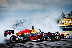 Formule 1 Nieuws Naast Verstappen ook Ricciardo en Coulthard naar Jumbo Racedagen