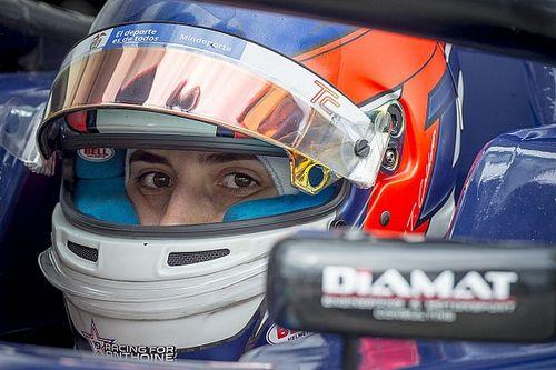 Michigami opens up on Calderon Super Formula choice