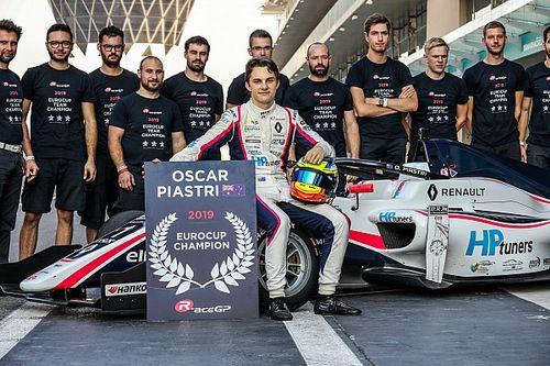 F. Renault Eurocup: Piastri si laurea campione ad Abu Dhabi