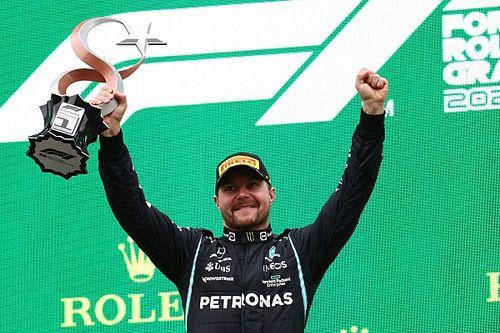 "Wolff reivindica el ""papel vital"" de Bottas en Mercedes"