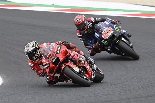 Quartararo s'est senti seul face aux Ducati