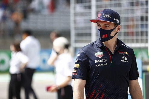 F1: Red Bull confirma que Verstappen também sofreu indisposição antes de GP dos EUA