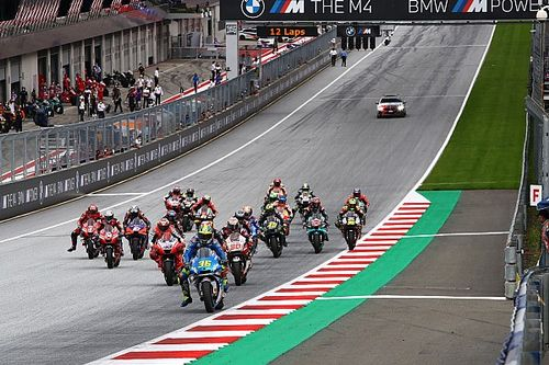 MotoGP adds second Austria race as Finnish GP cancelled
